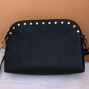 Black Gold Detail Bag
